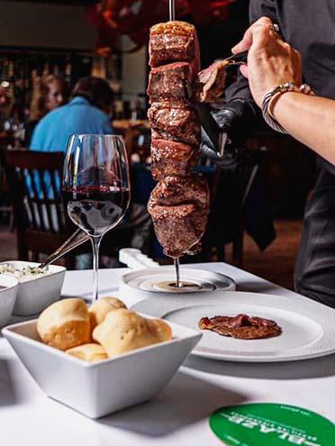 Blaze Brazilian Steak House